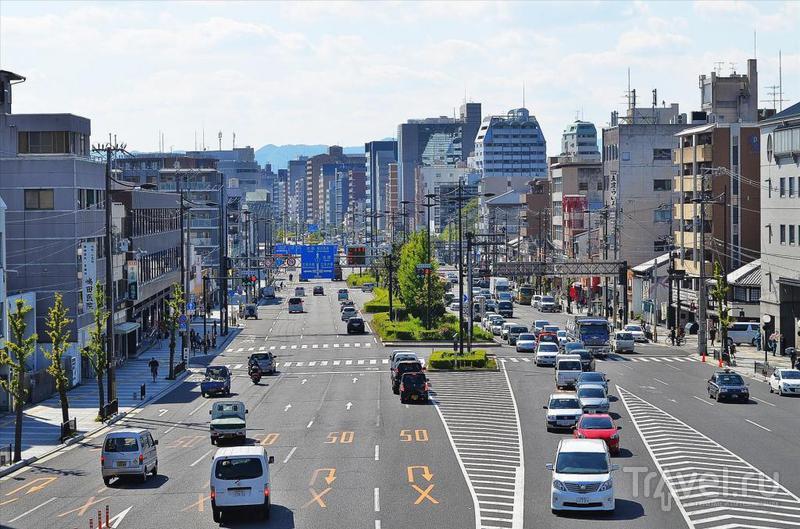 Киото: древняя столица Японии / Фото из Японии