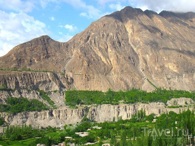 Город Гилгит, Пакистан / Фото из Пакистана