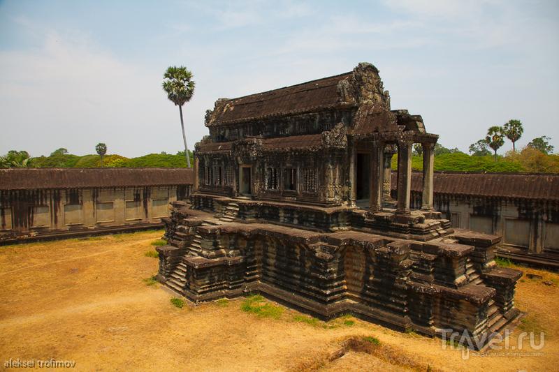 Ангкор-Ват / Фото из Камбоджи