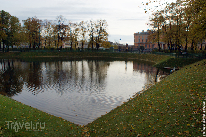 Летний сад в Петербурге, Россия / Фото из России