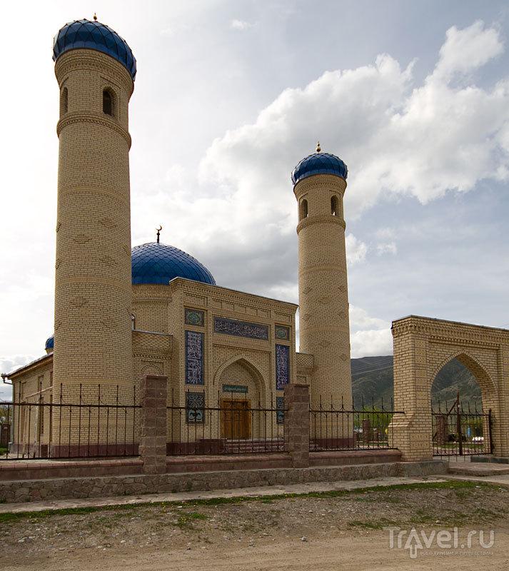 Аул Саты, Казахстан / Фото из Казахстана