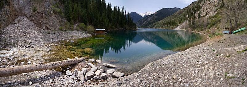 Кольсайские озёра, Казахстан / Фото из Казахстана