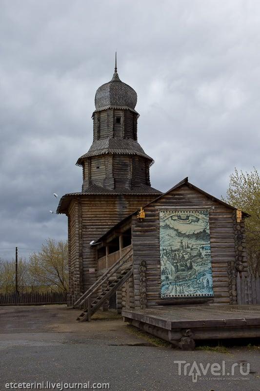 Томские картинки. Виды с Воскресенской горы / Фото из России