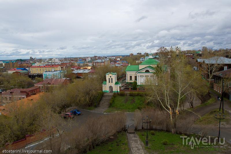 Церковь Святой Девы Марии в Томске, Россия / Фото из России