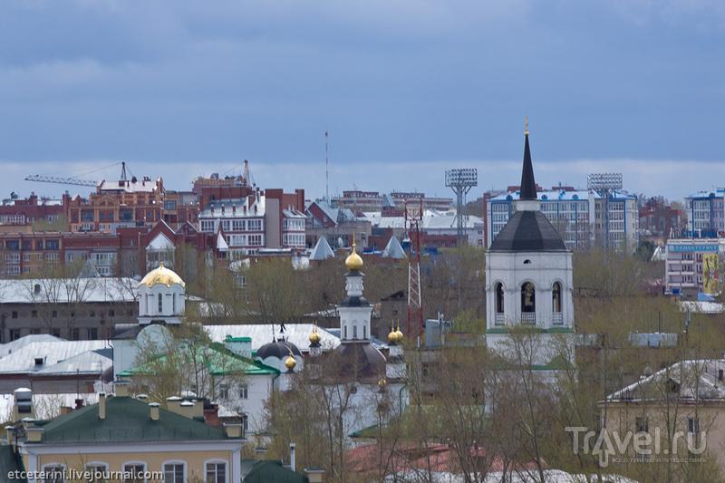 Богоридице-Алексиевский монастырь в Томске, Россия / Фото из России