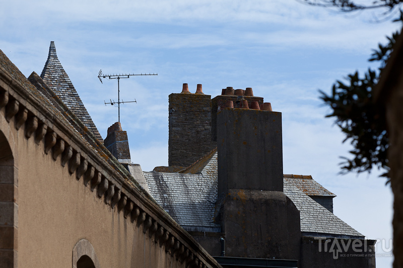 Вино, кино и Сен-Мало / Фото из Франции
