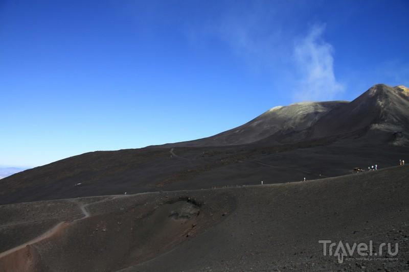 Вулкан Этна / Италия