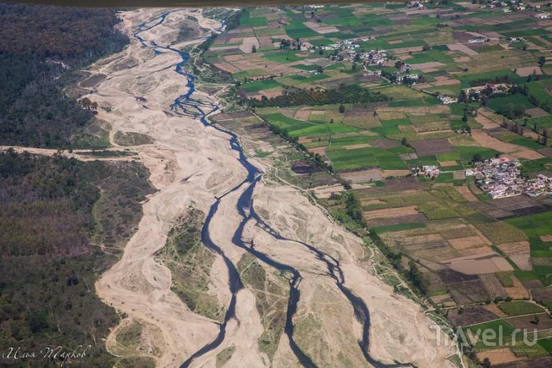 Река Ямуна, Индия / Фото из Индии