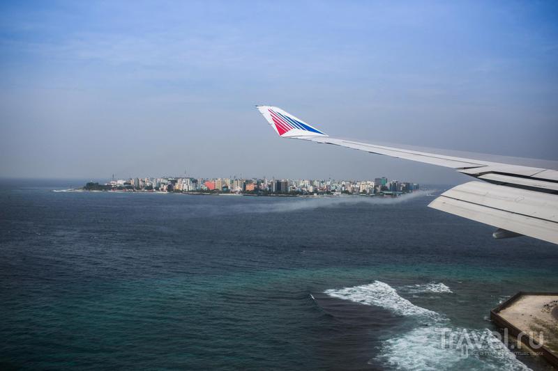 Город Мале, Мальдивы / Фото с Мальдив