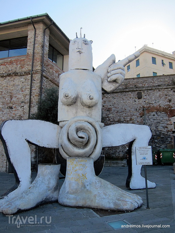 Музей Луццати (Museo Luzzati) в Генуе, Италия / Фото из Италии