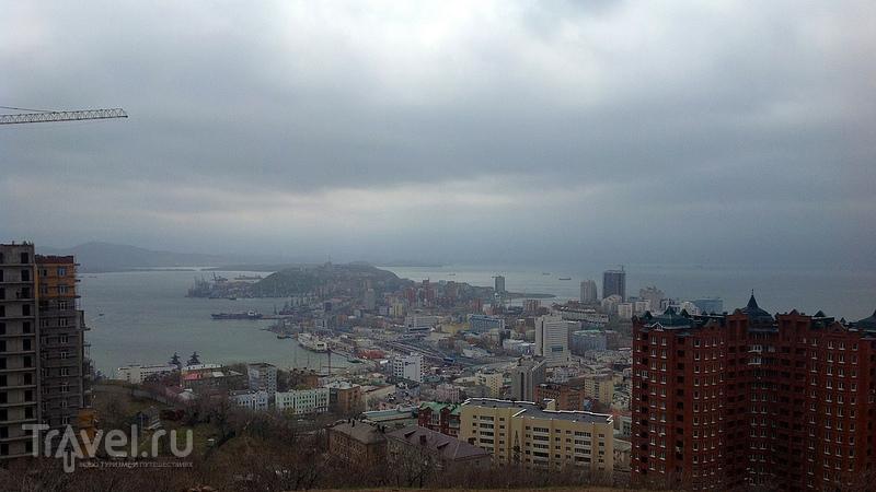 В городе Владивосток, Россия / Фото из России