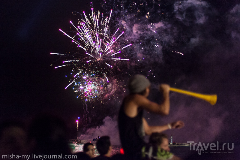 Боракай. Новый год / Фото с Филиппин