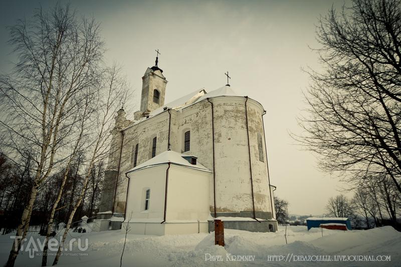 В городе Заславль, Белоруссия / Фото из Белоруссии