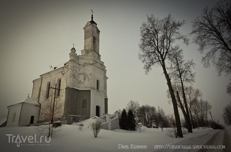 Костёл Рождества Девы Марии в Заславле, Белоруссия / Фото из Белоруссии