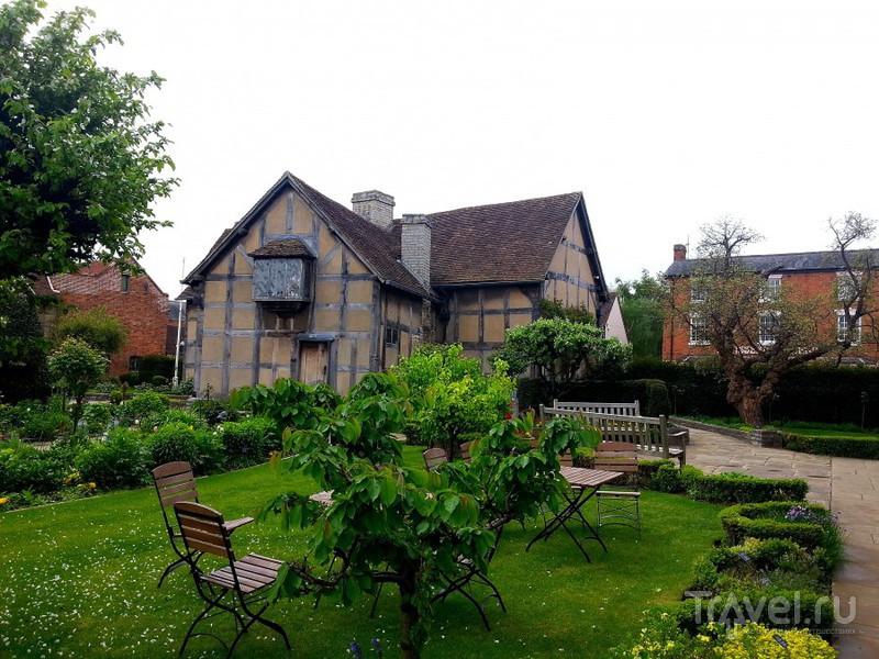 Стратфорд-на-Эйвоне, Англия / Великобритания