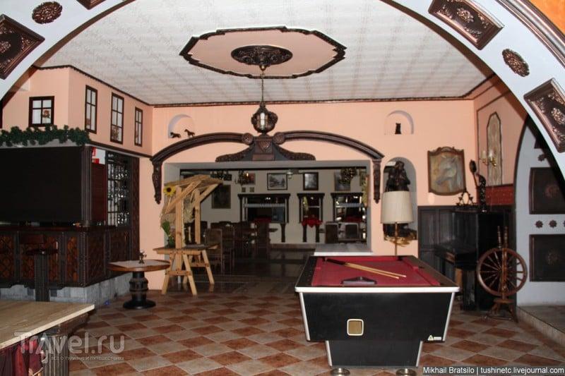 Средневековый отель Palac Magnat / Польша
