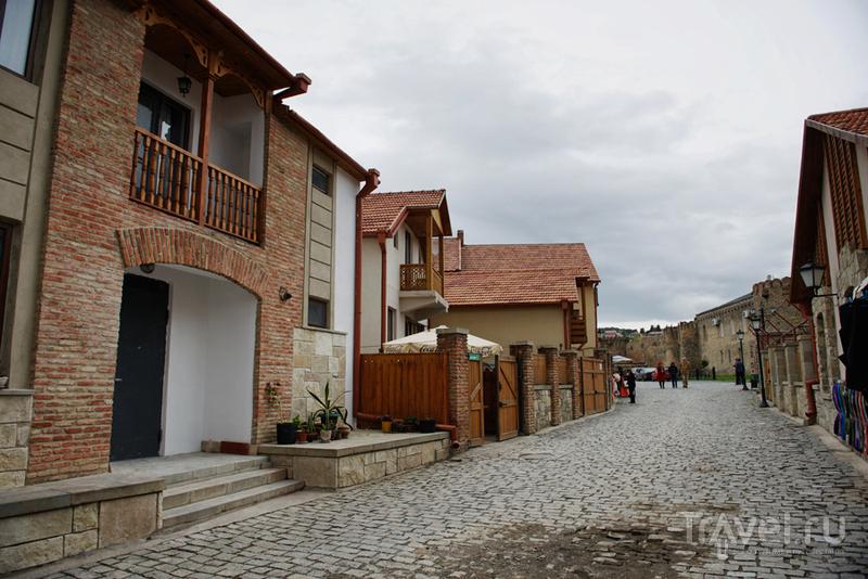 В городе Мцхета, Грузия / Фото из Грузии