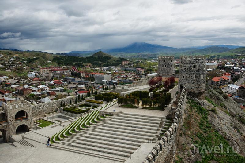 Грузия. Тбилиси - Мцхета - Боржоми - Ахалцихе - Вардзиа - Цалка - Тбилиси / Фото из Грузии
