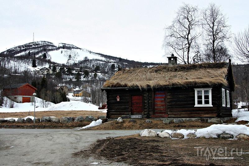 Bardola Hoyfjells Hotel - по дороге к фьордам / Норвегия