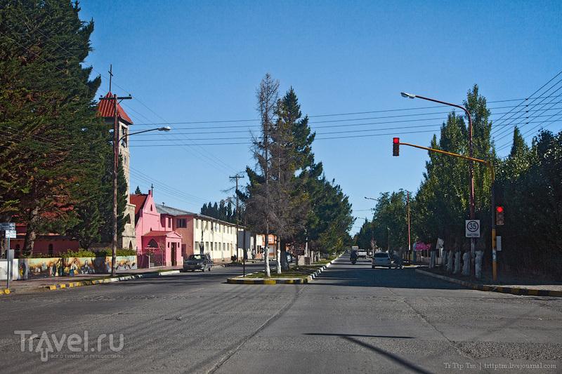 Город Перито-Морено, Аргентина / Фото из Аргентины