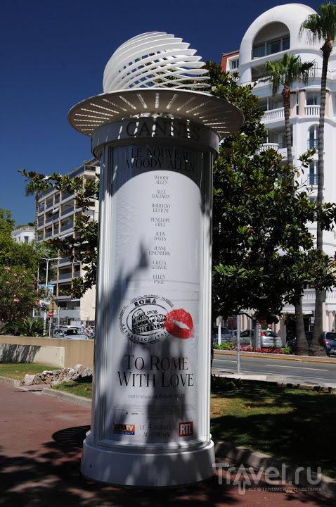 Киноканнское настроение / Фото из Франции