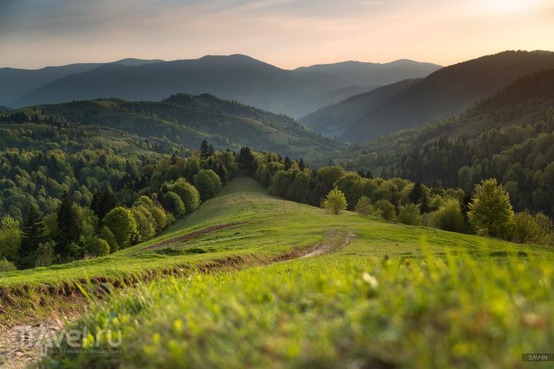 Синевирский перевал, Украина / Фото с Украины