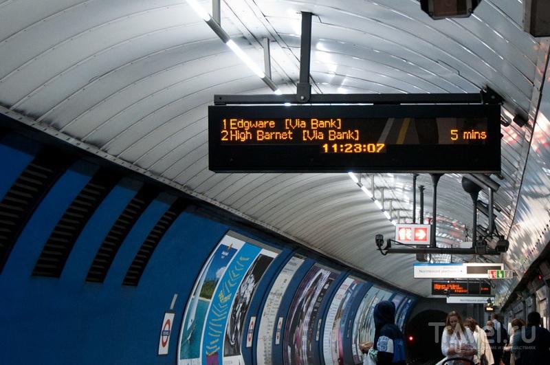 Лондон. Про транспорт / Великобритания