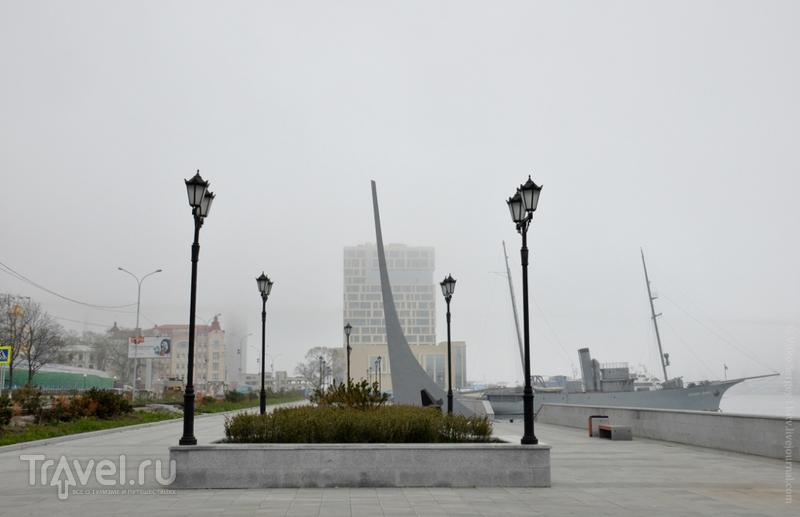 Адмиралтейская пристань во Владивостоке, Россия / Фото из России