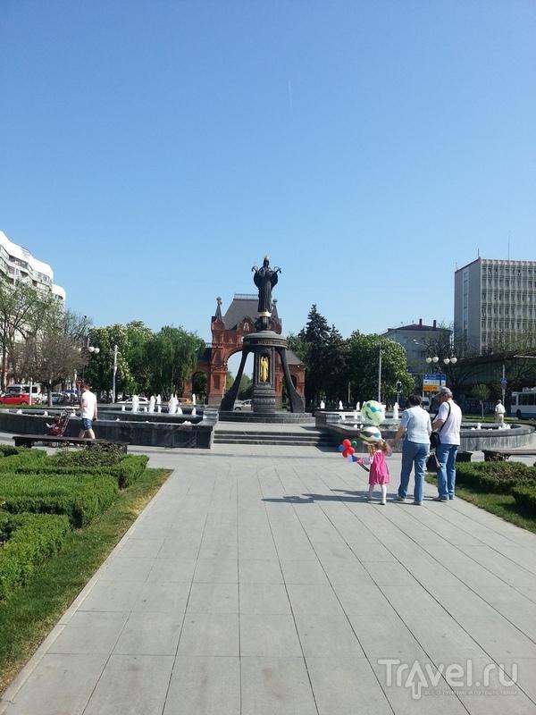 Памятники Краснодара / Россия