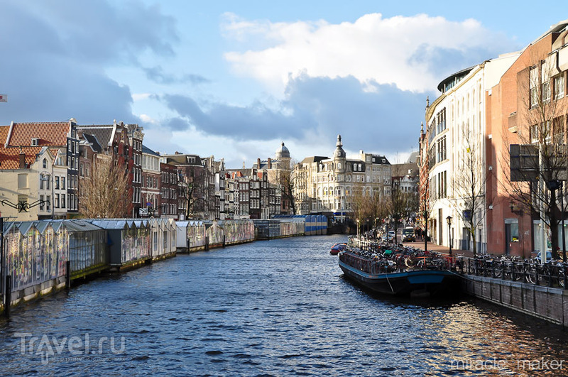 В Амстердаме, Нидерланды / Фото из Нидерландов