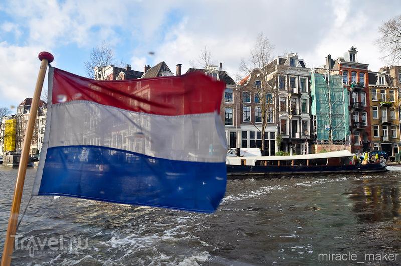 Улицы и каналы Амстердама / Фото из Нидерландов