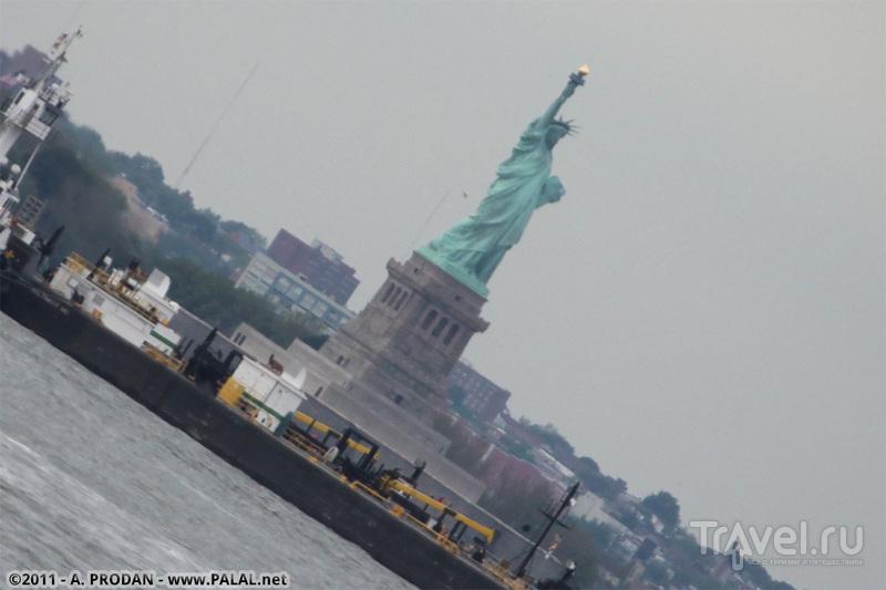 Сиэттл - Нью-Йорк через Гавайи и Сан-Пауло / США