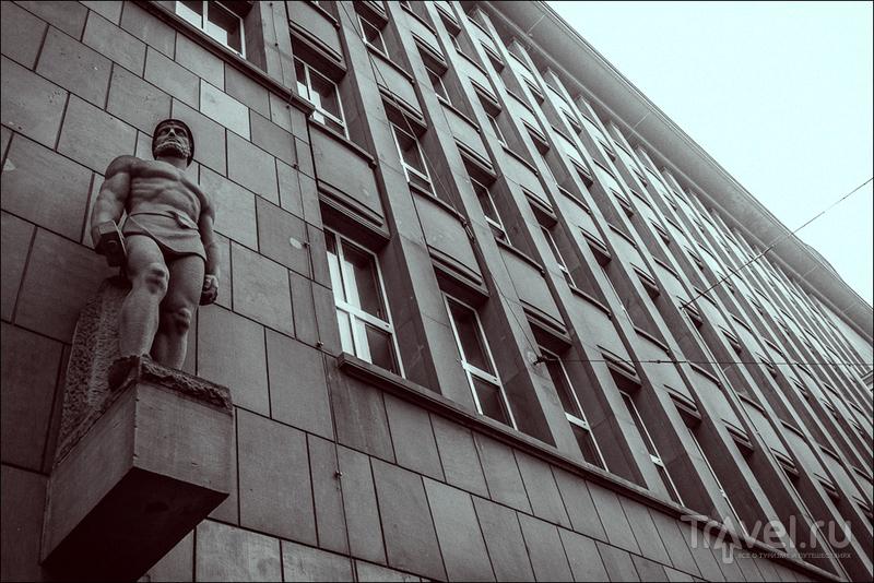 Офисное здание Walzstahlhaus в Дюссельдорфе, Германия / Фото из Германии