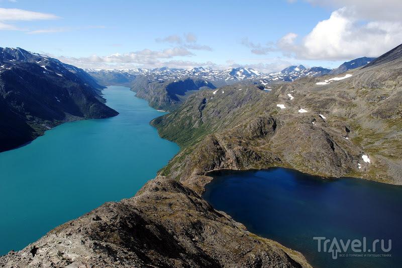 Бессеген - самый популярный трек у самих норвежцев / Фото из Норвегии