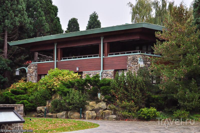 Отель Disney's Sequoia Lodge, Франция / Фото из Франции