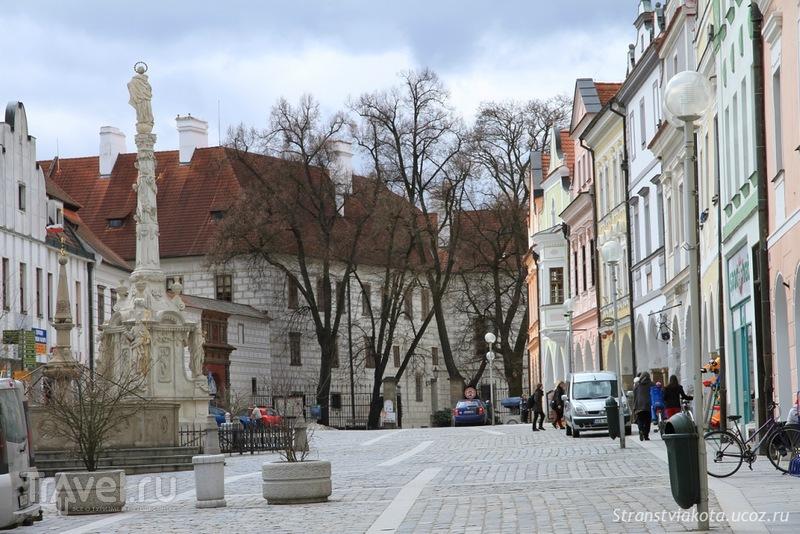 Чехия - в поисках весны. Южная Богемия: Тршебонь / Чехия