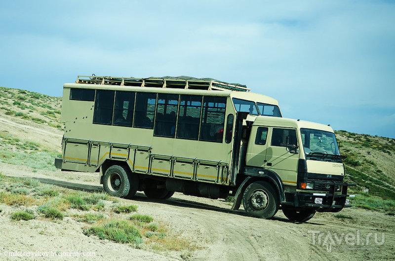 В Гобустанском заповеднике, Азербайджан / Фото из Азербайджана