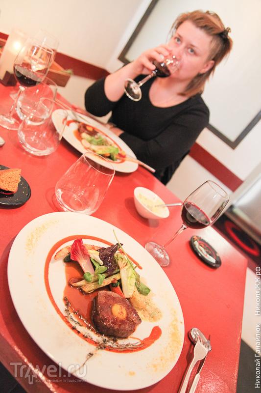 Как мы ходили в двухзвездочные рестораны Мишлен / Фото из Франции