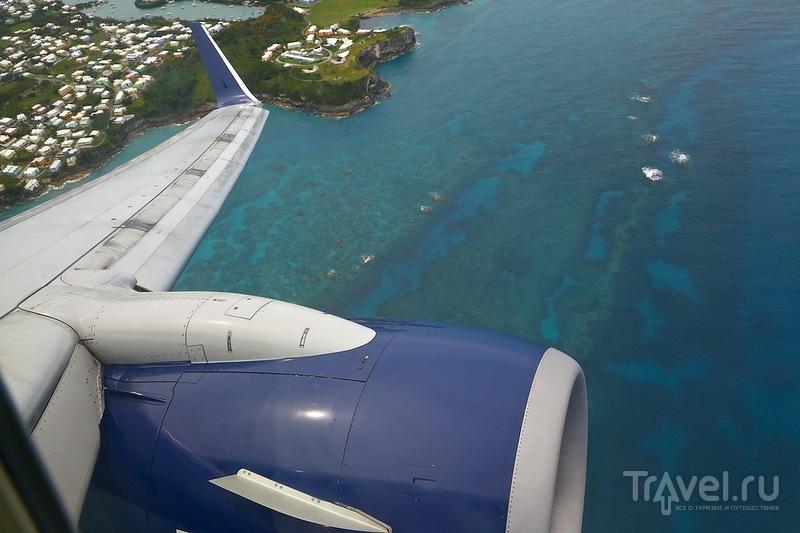 Бермуды с воздуха / Фото с Бермудских островов