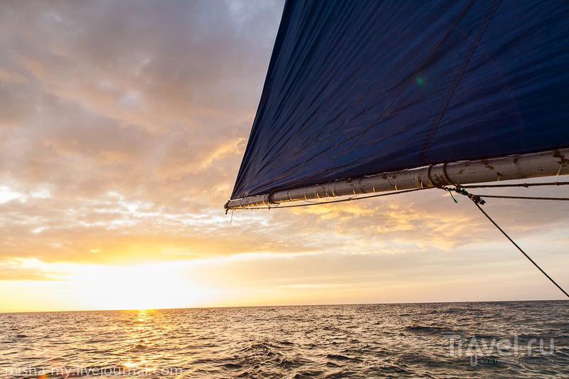 Боракай. Белый пляж, прогулка на лодке / Фото с Филиппин