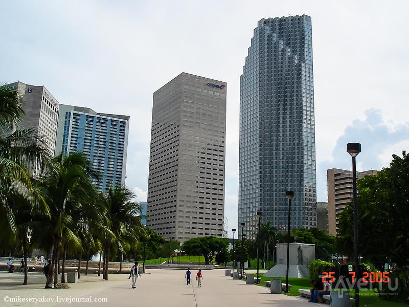 Флорида 2005 или нужно ли учить английский за границей / США