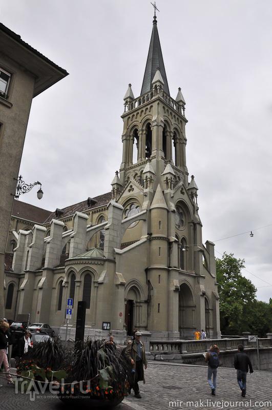 Церковь Святых Петра и Павла в Берне, Швейцария / Фото из Швейцарии