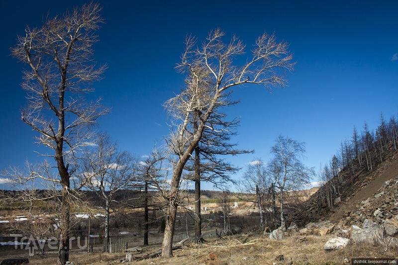 Гаёвский карьер рудника Иркускан / Россия