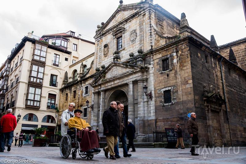 Недвижимость бильбао испания