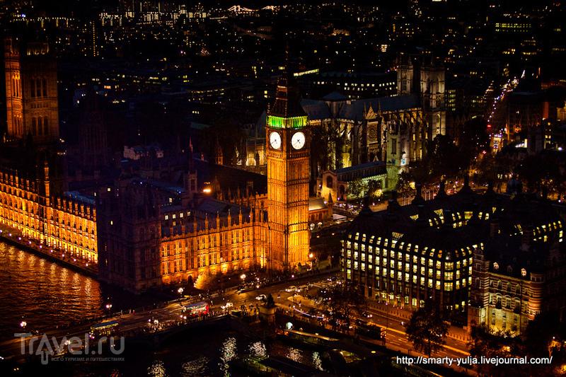 Лондонский глаз: London Eye / Великобритания