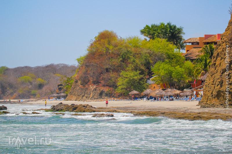 Путешествие по Мексике. Спот Буррос / Мексика