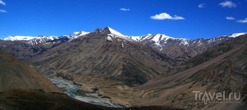 Перевал Тангланг-Ла, Индия / Фото из Индии