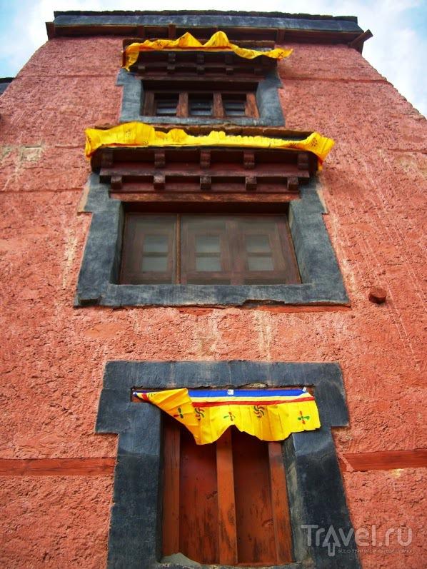 Монастырь Цемо, Индия / Фото из Индии