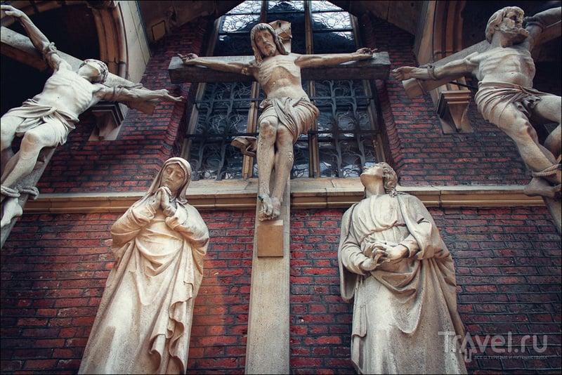 Базилика Святого Альберта в Дюссельдорфе, Германия / Фото из Германии