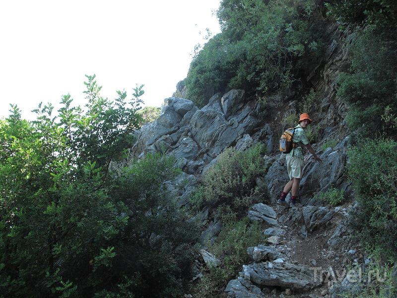 Мармарис и окрестности. Охотничья тропа Ичмелер-Турунч / Турция
